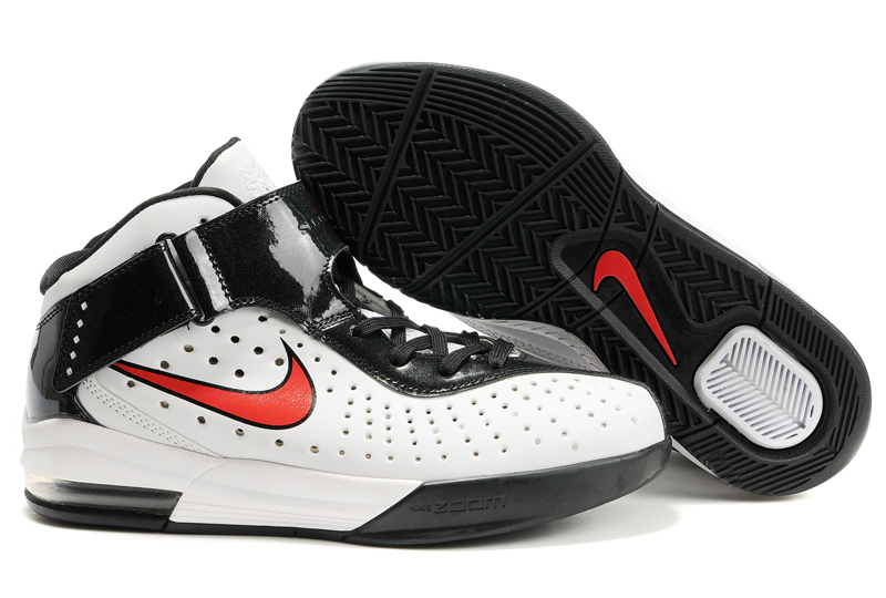 Nike Zoom Soldier 5 black/white/red II