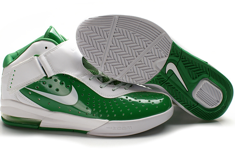 Nike Zoom Soldier 5 white/green