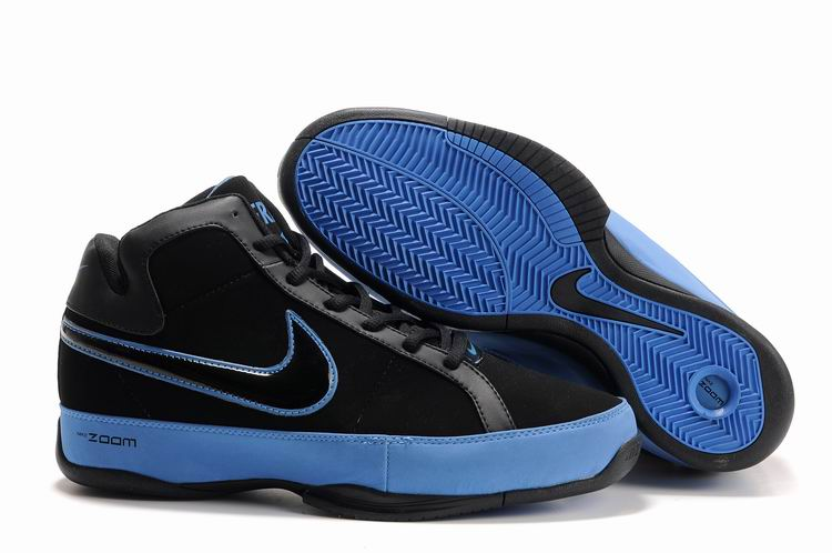 Nike BB III Shoes black/dodgerblue
