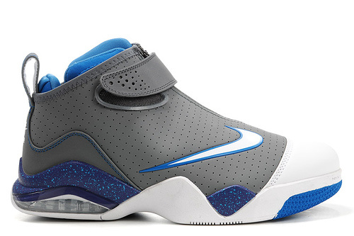 Nike Zoom Flight Club Shoes white/gray/blue