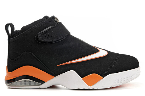 Nike Zoom Flight Club Shoes white/black/orangered