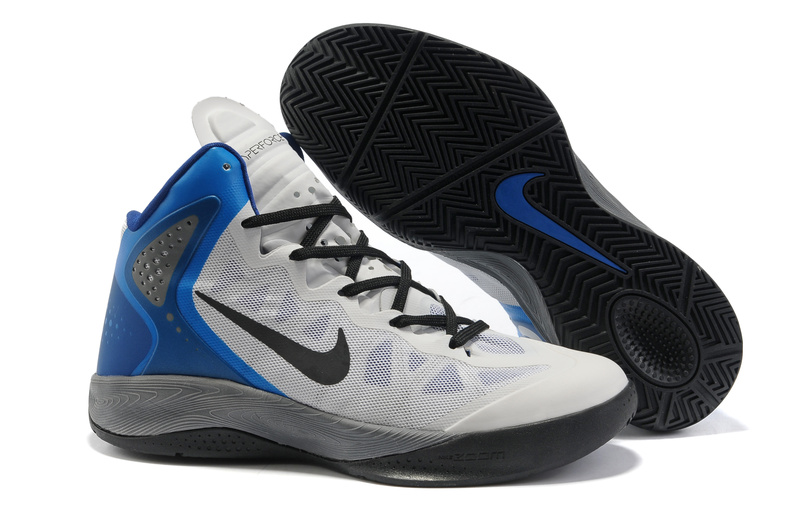 Nike Zoom Hyper Force black/white/blue