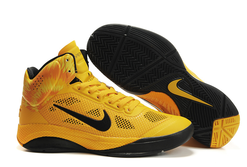 Nike Zoom Hyperfuse 2012 black/gold