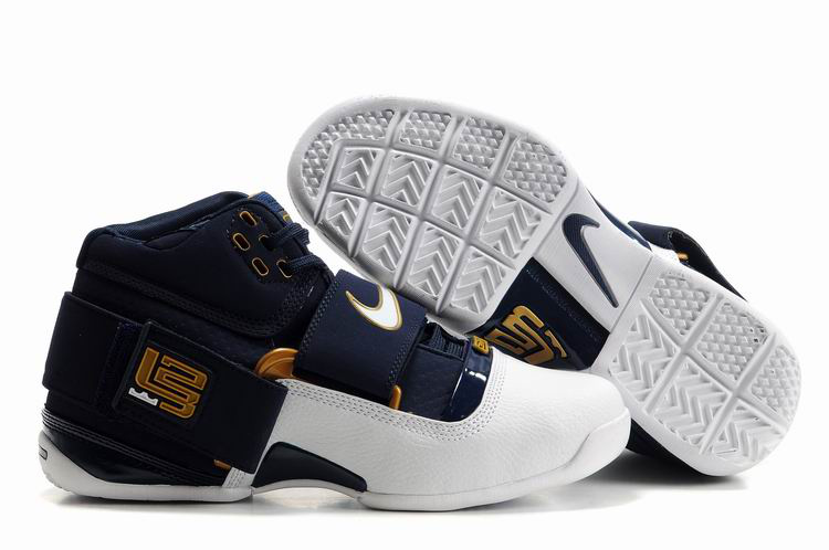 Nike Zoom Lebron 4.5 Shoes