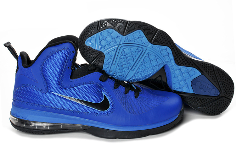 Nike Lebron 9 blue/black