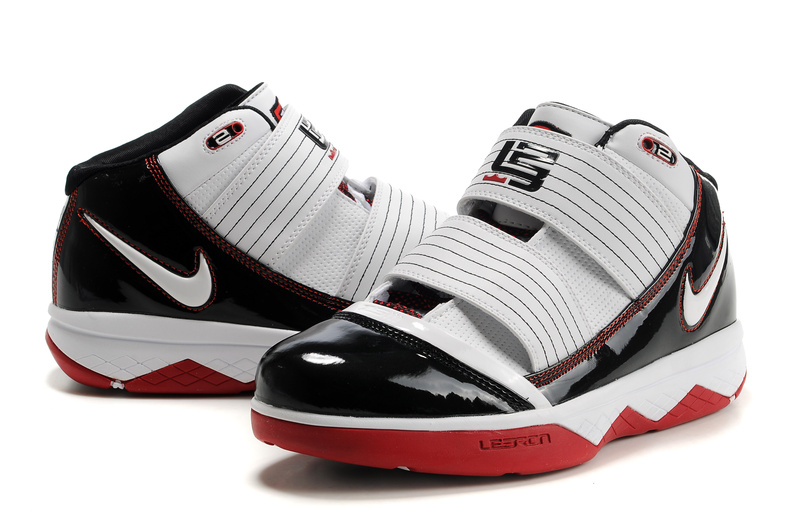 Nike Zoom Lebron James Soldier 3