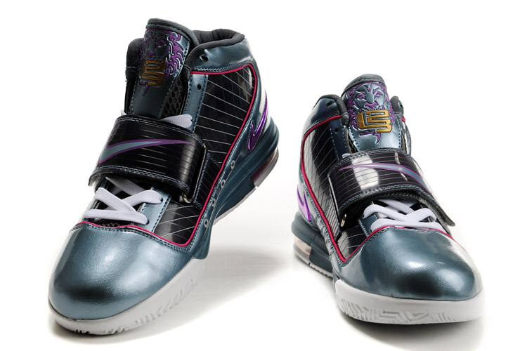 Nike Zoom Soldier IV Lebron - Click Image to Close