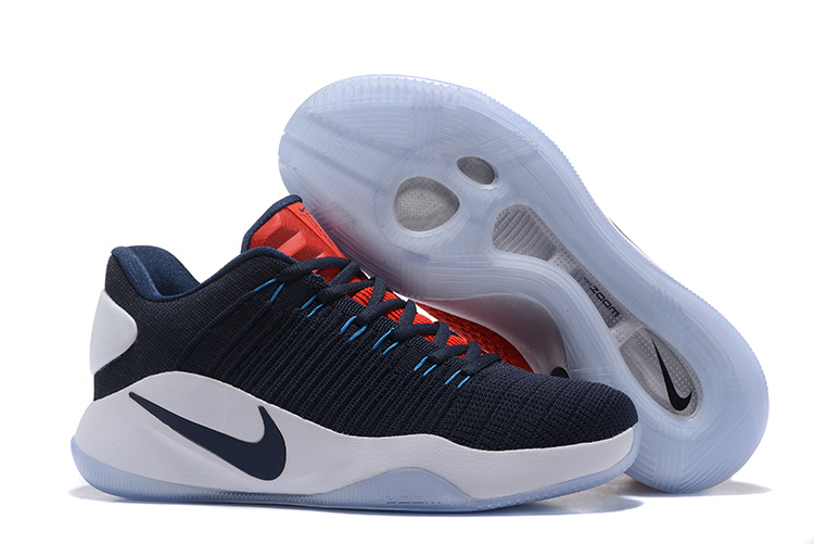Nike Hyperdunk 2016 Low Navy/Red