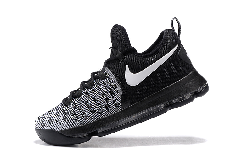 Nike Zoom KD 9 black/white