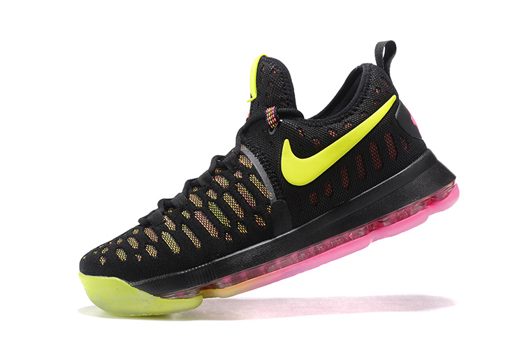 Nike Zoom KD 9 Tea Green/black
