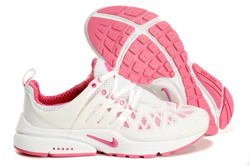 Women's Air Presto white/deeppink