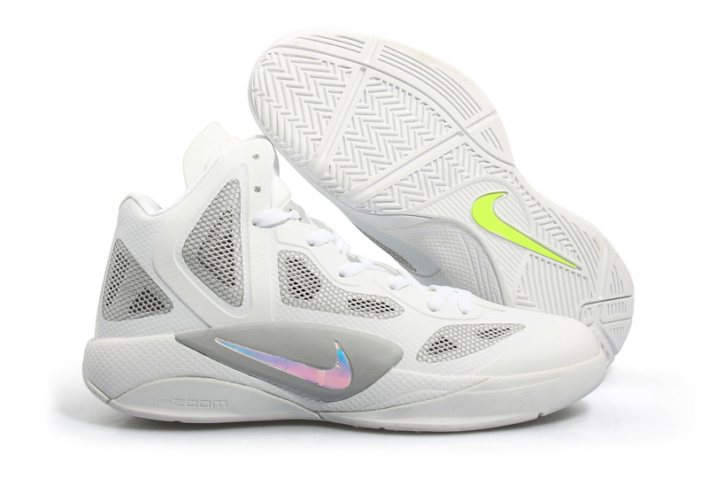 Nike Zoom Hyperfuse 2012 white/Grey
