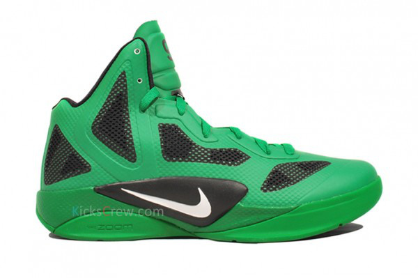 Nike Zoom Hyperfuse 2012 black/green