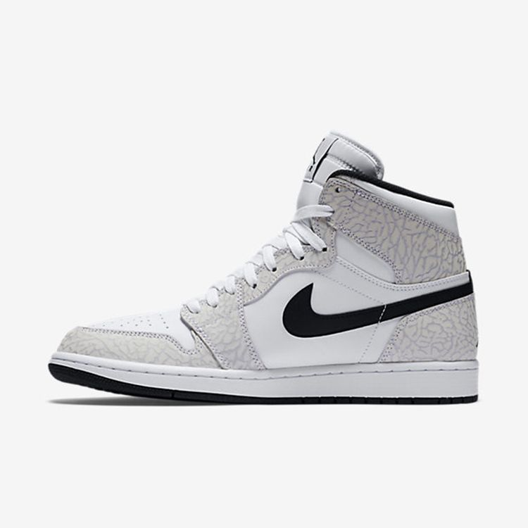 Air Jordan 1 Retro High Nouveau white/gray/black