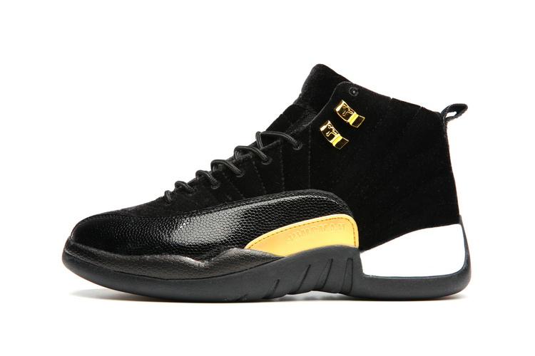 Air Jordan 12 Retro Black/Black