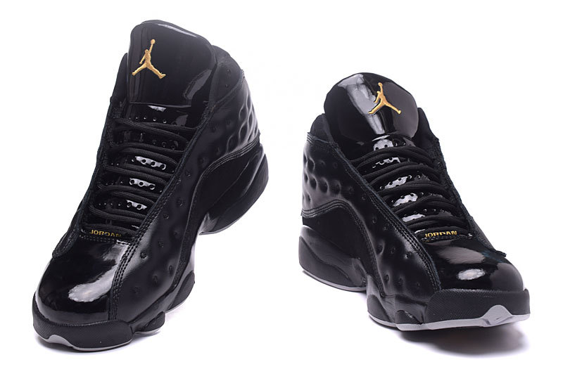 Air Jordan 13 Retro Black/Black