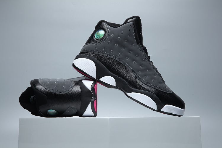 Air Jordan 13 Retro Black/Anthracite/Hyper Pink/Anthracite