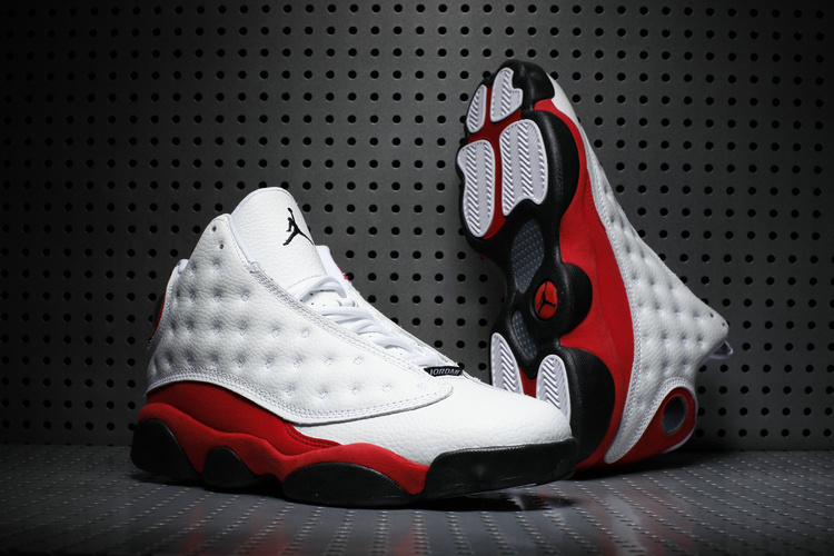 Air Jordan 13 Retro White/Team Red/Black