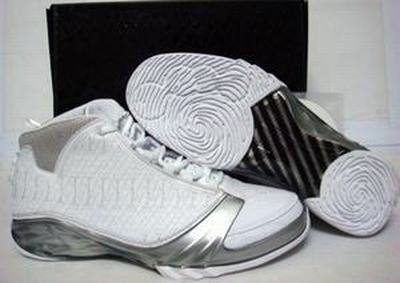 Jordan 23 Shoes silvery white/white/black