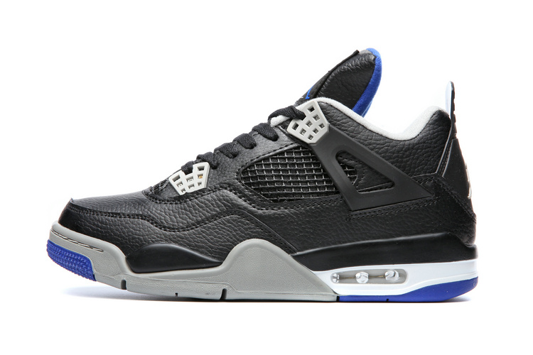 Air Jordan 4 Retro Black/Blue