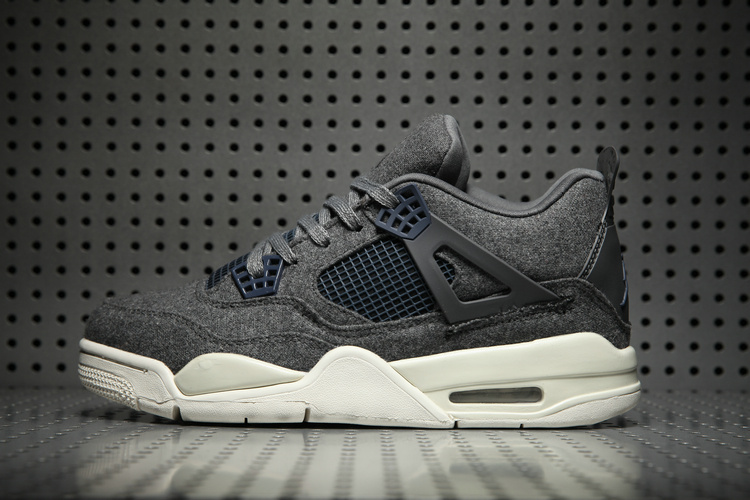 Air Jordan 4 Retro gray/gray