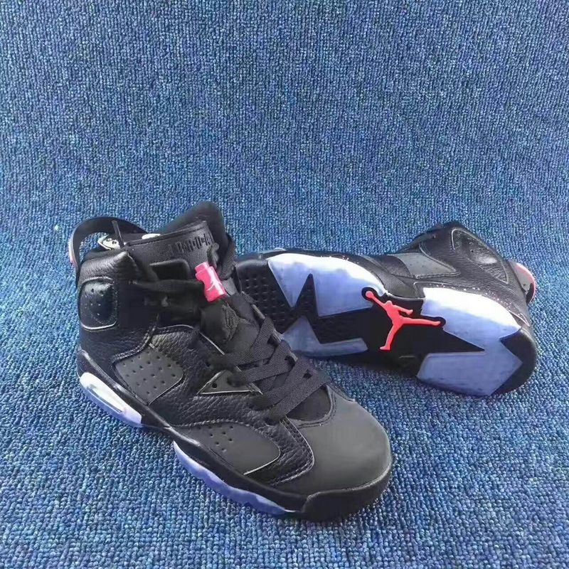 Air Jordan 6 Retro Black/Gray