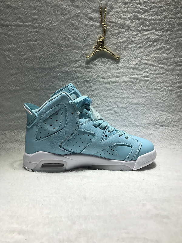 Air Jordan 6 Retro Sky Blue/Sky Blue