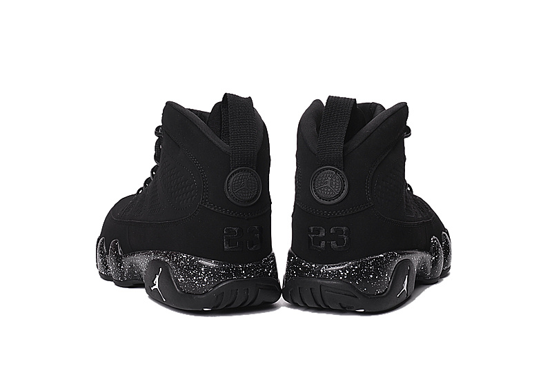 Air Jordan 9 Retro OG black