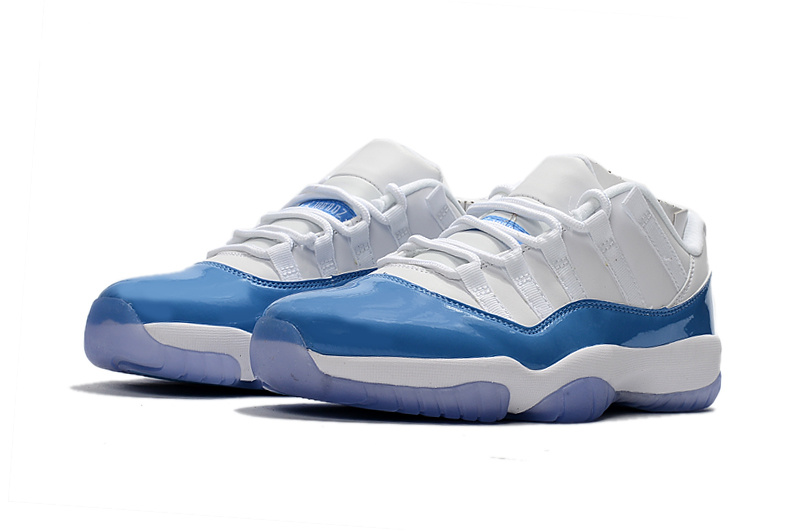 Air Jordan Retro 11 Low White/Daphne