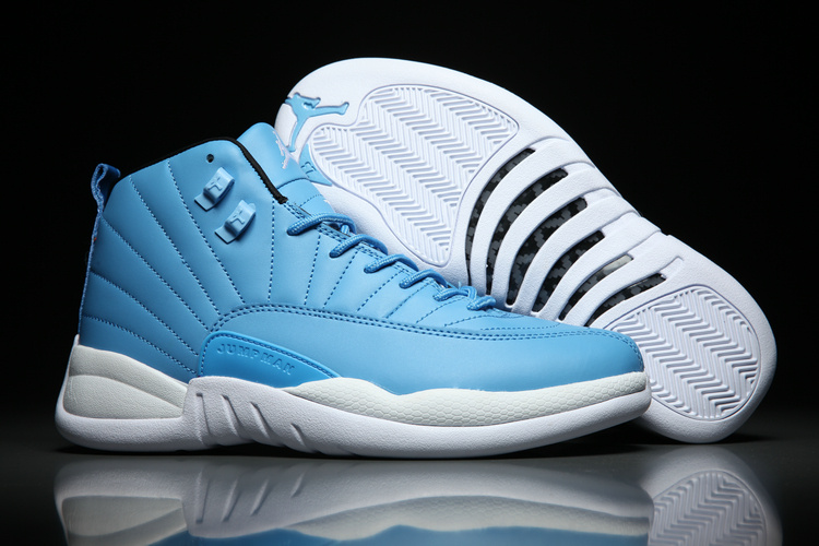Air Jordan Retro 12 White/DarkTurquoise