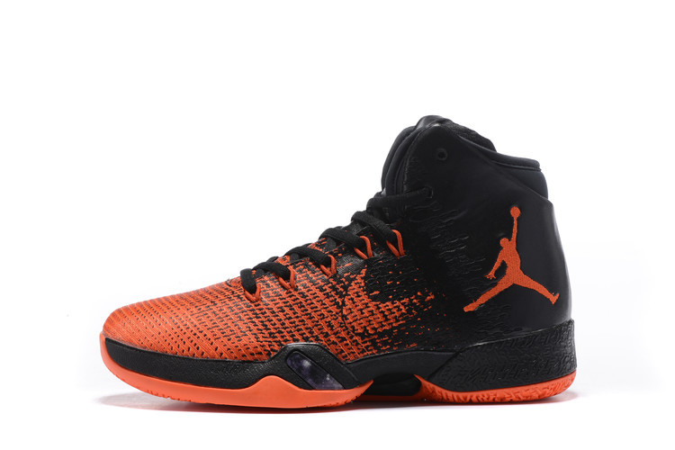 Air Jordan XXXI OrangeRed/Black