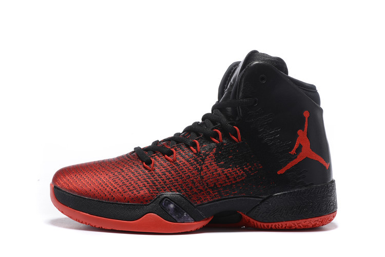 Air Jordan XXXI Red/Black