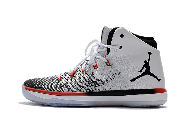 Air Jordan XXXI Red/Black/White