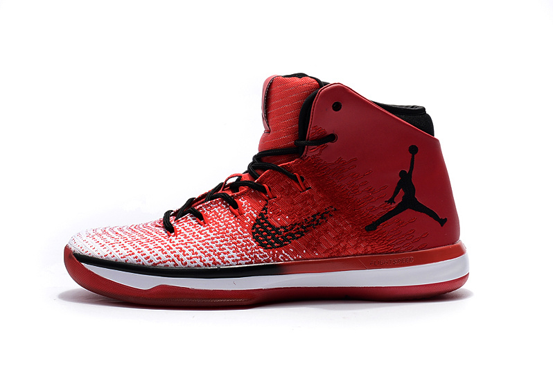 Air Jordan XXXI Crimson/Black/White