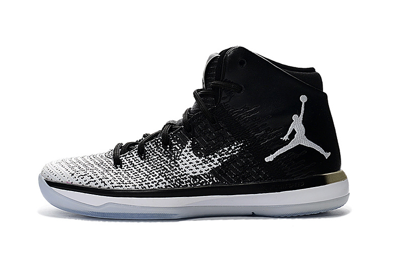Air Jordan XXXI Black/White