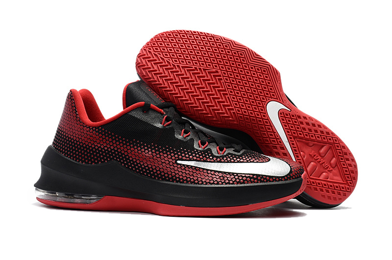 Nike Air Max Infuriate Low Black/Red/Black