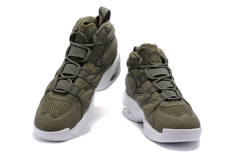 Nike Air Max Uptempo 2 Army Green/Army Green