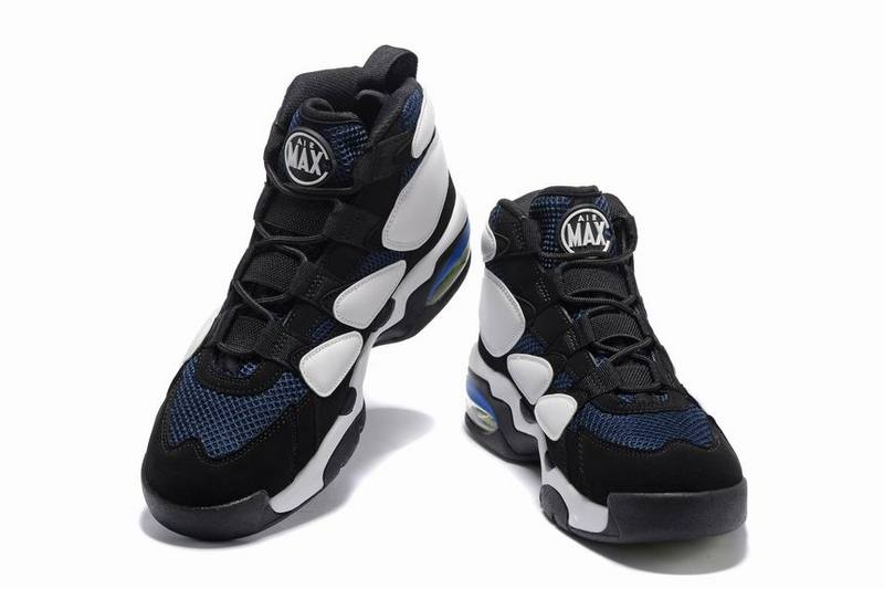 Nike Air Max Uptempo 2 Black/White/Blue
