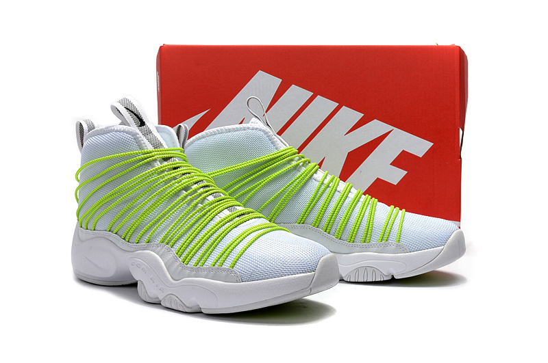 Nike Air Zoom Cabos Gray/Lawngreen