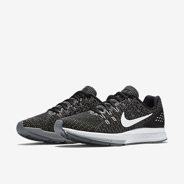 Nike Air Zoom Structure 19 Black/Dark Grey/Cool Grey/White