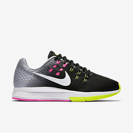 Nike Air Zoom Structure 19 Black/Deeppink/White