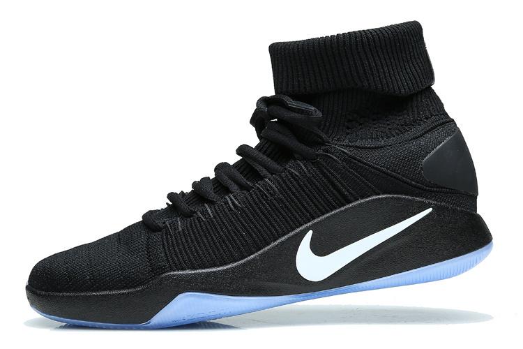 online store 79e40 6f567 Nike Hyperdunk 2016 Flyknit blackwhite II larger image