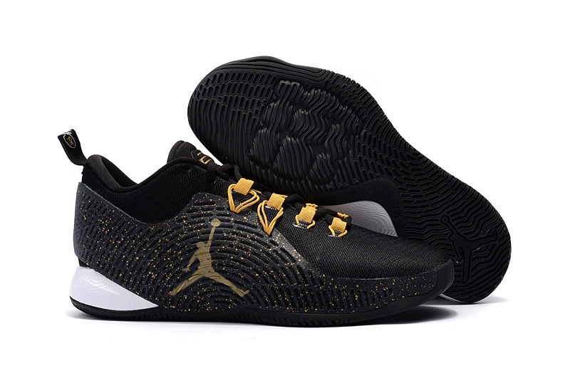 Jordan CP3.X Black/Golden