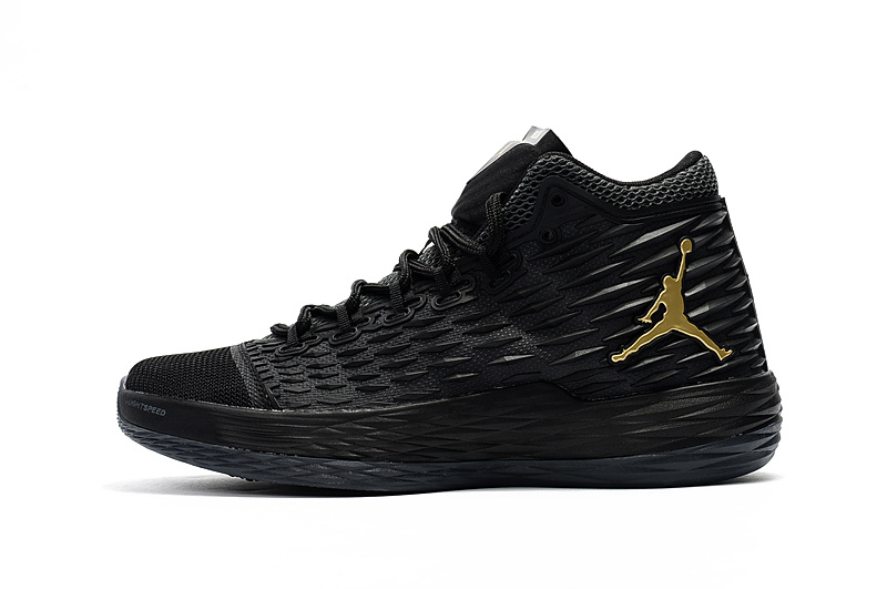 Jordan Melo M13 Black/Golden