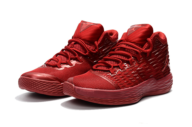 Jordan Melo M13 Gym Red/Black/Gym Red