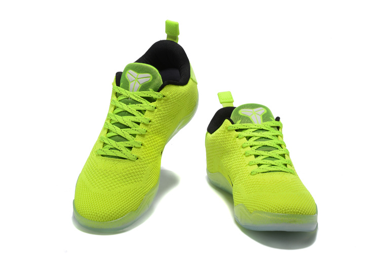 Kobe XI Elite Low 4KB GreenYellow/GreenYellow