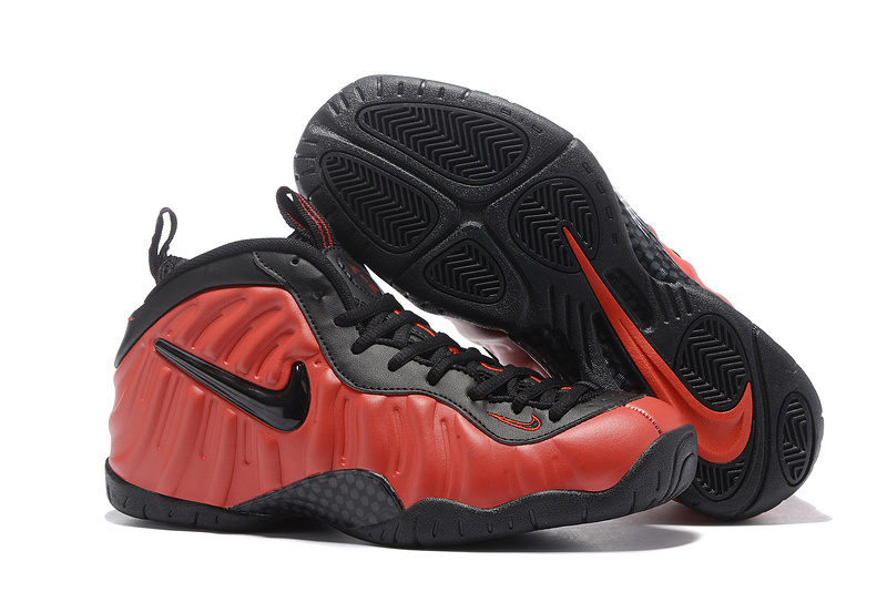 Nike Air Foamposite Pro Black/Red