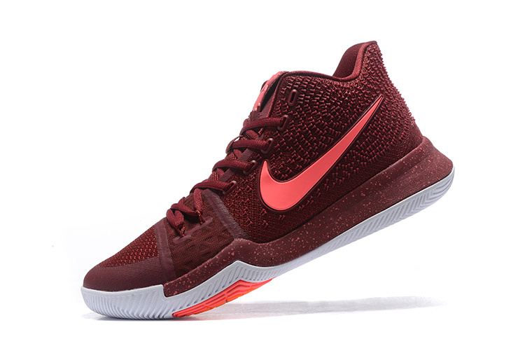 Nike Kyrie 3 DarkRed/LightCoral