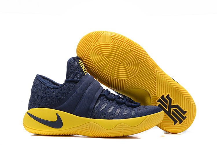 Kyrie 2.5 Gold/Navy