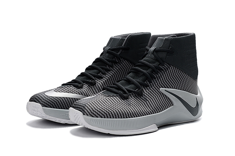 Nike Zoom Clear Out black/gray